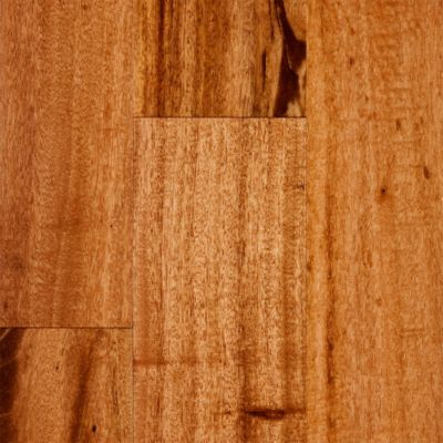 7/16&#034; x 4-3/4&#034; Brazilian Koa Quick Clic Engineered